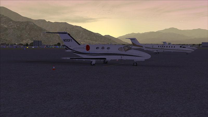 Palm Springs, CA & Reno, NV Flights - Citation Mustang Forum